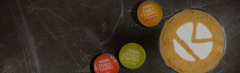 Originale og kompatible kapsler til Dolce Gusto&reg;<br>
