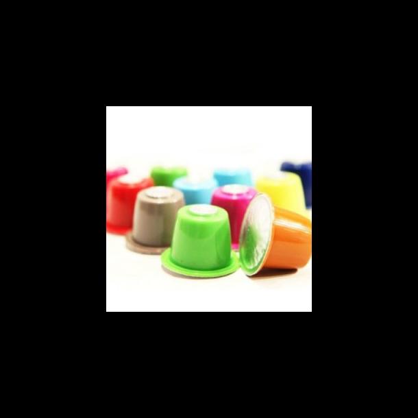 100 stk. kompatible kapsler til Nespresso®