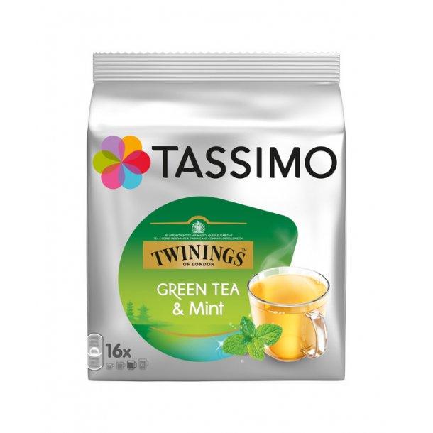 Twinings Grøn Te med mynte