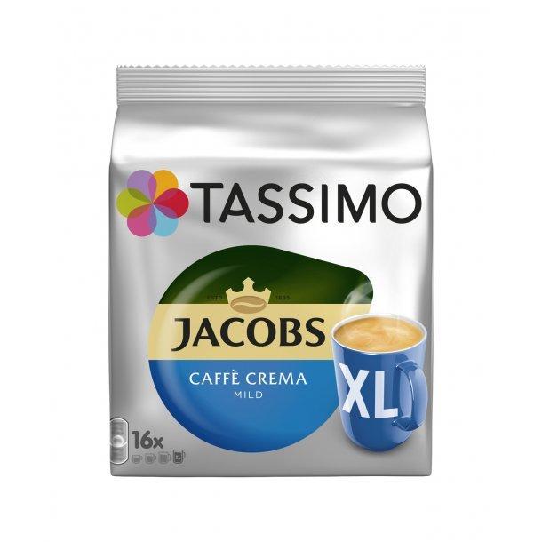 Tassimo Jacobs Caffé Crema Mild XL