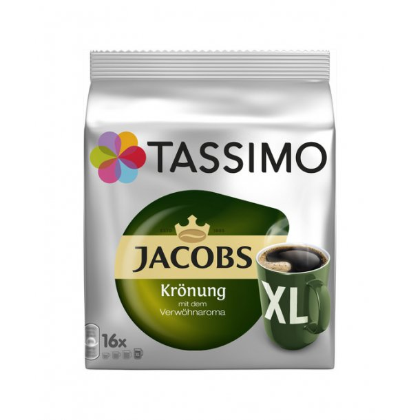 Tassimo Jacobs Caffé Krönung XL