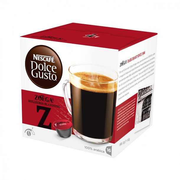 Dolce Gusto® Zoegas Mollbergs Blanding