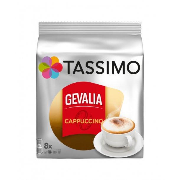 Tassimo kapsler Gevalia Cappuccino