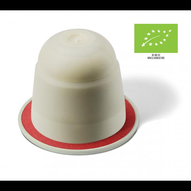 200 stk. COLOMBIA økologisk kaffe i komposterbar kapsel til Nespresso®