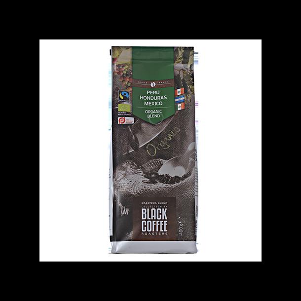 Black Coffee Roasters Oraganic Blend 800g. hele kaffebønner