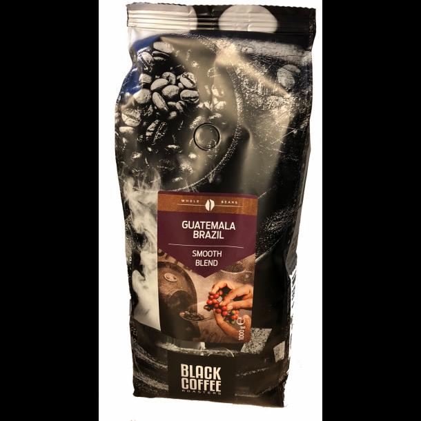 Black Coffee Roasters Smooth Blend 1 kg. hele kaffebønner