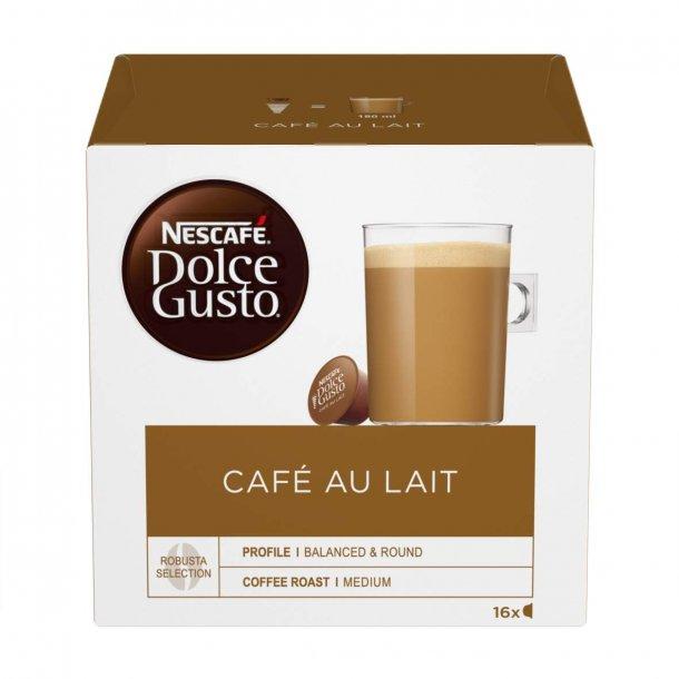 Dolce Gusto® kapsler Café au lait