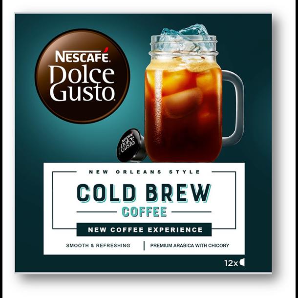Dolce Gusto® kapsler Cold Brew 12 kapsler