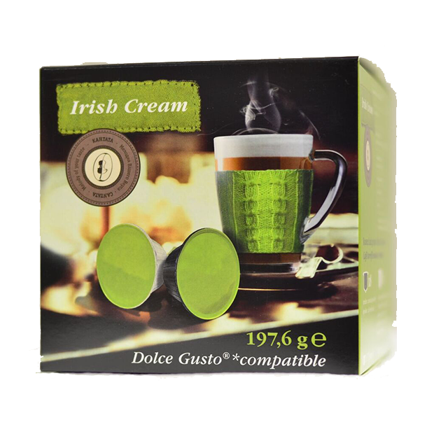 Cantata Latte Irish Cream