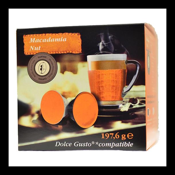 Cantata Latte Macadamia Nut