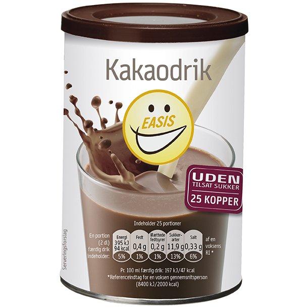 EASIS Kakaodrik 25 kopper.