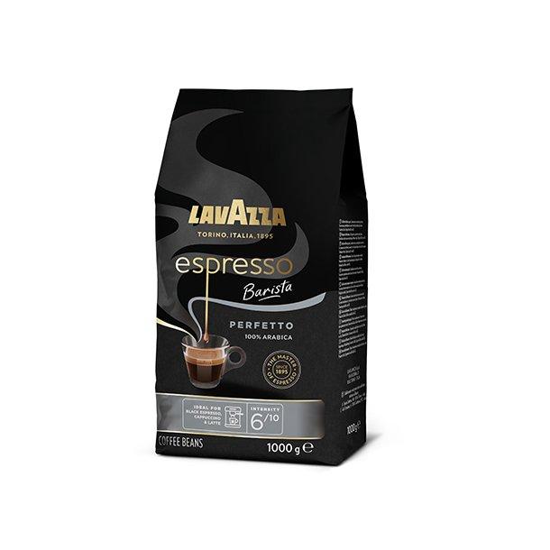 Lavazza Barista Perfetto (Gran Aroma) 1 kg. hele kaffebønner