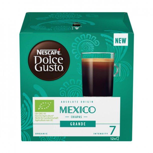 Dolce Gusto® MEXICO grande Økologisk