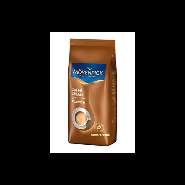 Mövenpick Caffé Crema 1 kg. kaffebønner