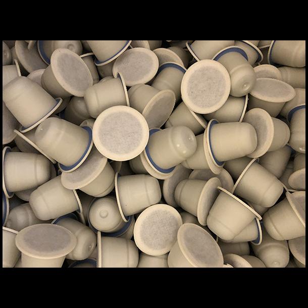 350 stk. PERU Økologisk - komposterbare kapsler til Nespresso®