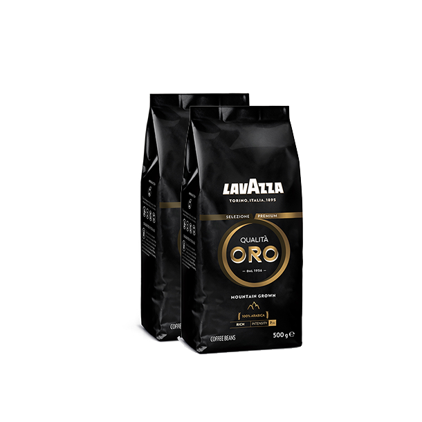 Lavazza Mountain Grown ORO 1 kg. kaffebønner