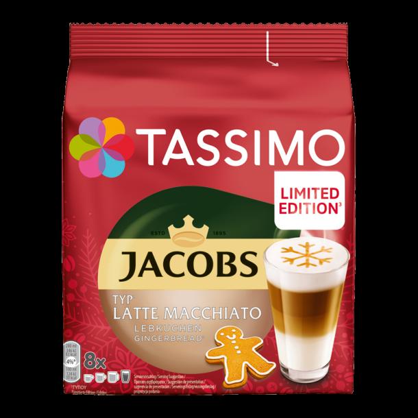 Tassimo Jacobs Gingerbread Latte Macchiato