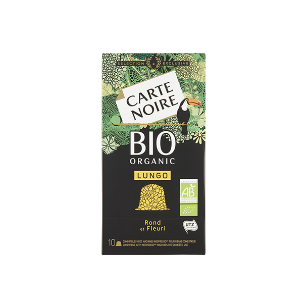 Carte Noire Bio Organic Lungo