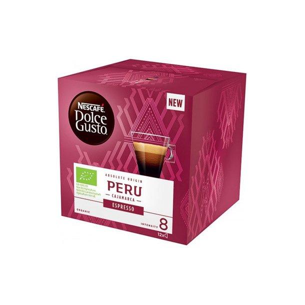 Dolce Gusto® Peru espresso Økologisk