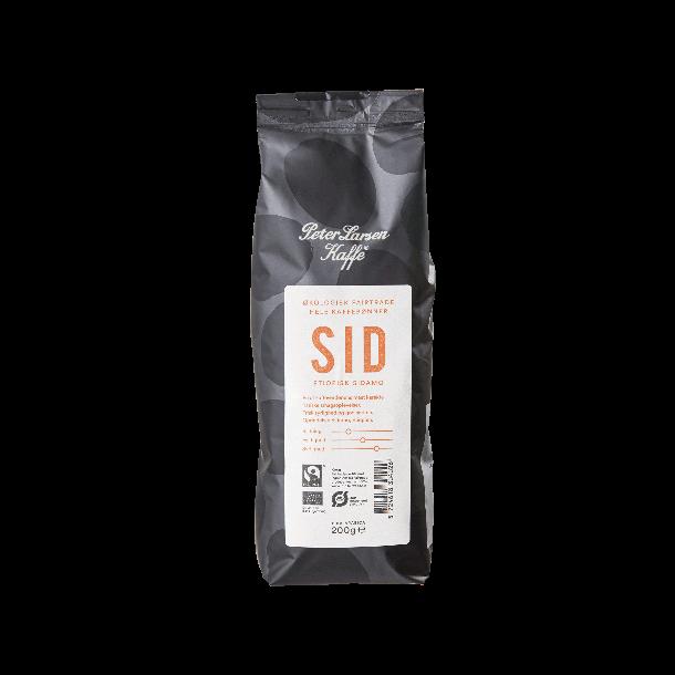 Peter Larsen Etiopisk Sidamo (SID) 200g hele kaffebønner