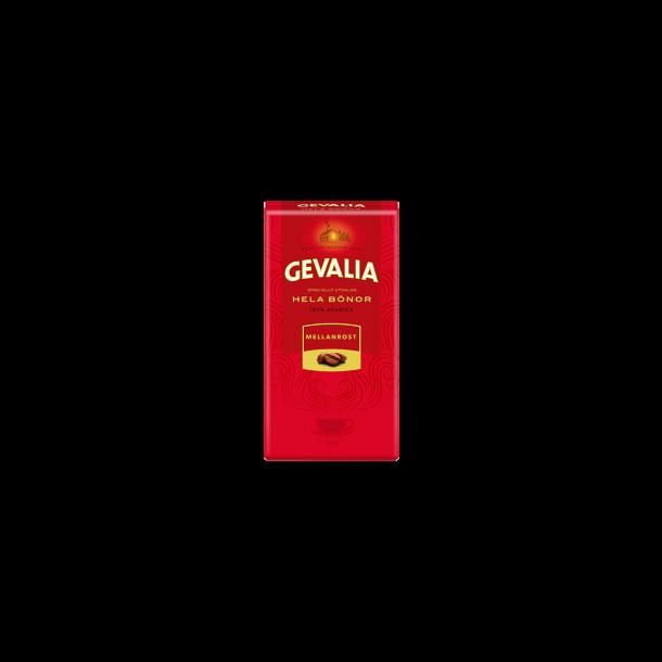 Gevalia Original mellemristet 400g hele kaffebønner