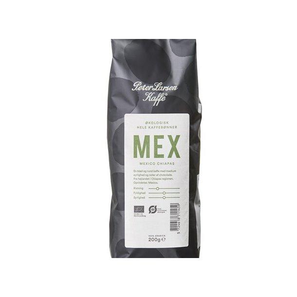 Peter Larsen Mexico Chiapas 200g. hele kaffebønner