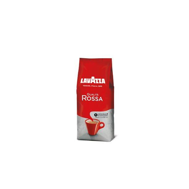 Lavazza Qualita Rossa 1 kg. hele kaffebønner