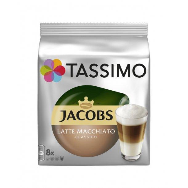Tassimo Jacobs Latte Macchiatto Classico