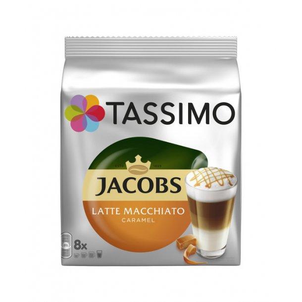 Tassimo Jacobs Latte Macchiatto Caramel